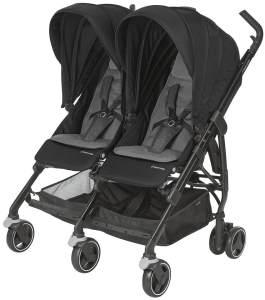 Maxi-Cosi 'Dana for 2' Geschwisterwagen Nomad Black