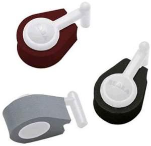 Beaba Schutzvorrichtung für Türscharniere, 3er-Pack