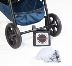MAST M. 4 Kinderwagen Regenschutz