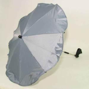 Altabebe AL7000-10 Sonnenschirm 70 cm Durchmesser mit UV-Schutz, grau