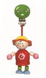 Hess-Spielzeug Clipfigur Blumenliesel