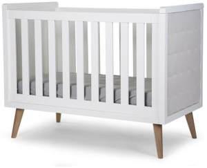 Childhome 'Retro Rio' Babybett weiß, 60 x 120 cm