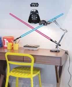 Komar Wandtattoo Darth Vader