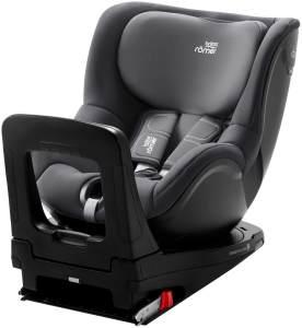 Britax Römer - Swingfix M i-Size Kindersitz - Storm Grey Kollektion 2019