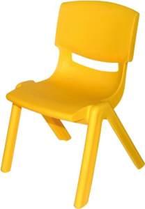 Bieco Kinderstuhl gelb