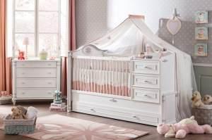 Cilek 'Romantic' 2-tlg. Babyzimmer-Set