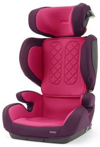 Recaro 'Mako' Kindersitz 2020 Power Berry i-Size 100 - 135cm