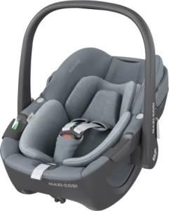 Maxi-Cosi 'Pebble 360' Babyschale 2021 Essential Grey, 0 bis 13 kg (Gruppe 0+)