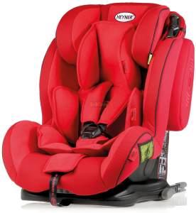 HEYNER Capsula Multifix Ergo 3D Kindersitz mit Isofix Racing Red