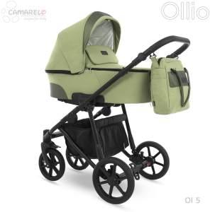 Camarelo Ollio Kombikinderwagen 2in1 grün
