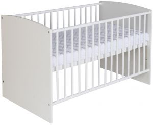 Schardt 'Classic White' Kinderbett weiß, 60x120 cm