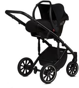 Anex 'm/type' Kombikinderwagen 4plusin1 2020 in Ink, inkl. Babywanne, Babyschale, Sportsitz