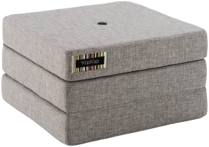 KlipKlap 3 Fold Single Multi Grey