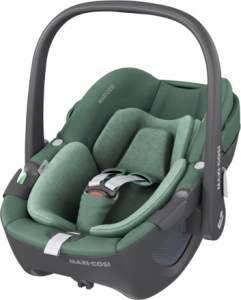 Maxi-Cosi 'Pebble 360' Babyschale 2021 Essential Green, 0 bis 13 kg (Gruppe 0+)