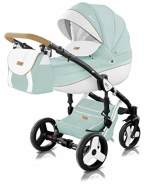 Milu Kids Kombikinderwagen Starlet Plus 3in1 STA-34+ mint