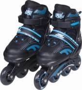 New Sports Inliner Blau, ABEC 7, Gr. 35-38