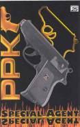 Sohni-Wicke 25er Pistole PPK, 18 cm