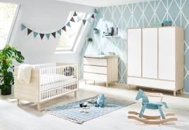 Pinolino 'Flow' 3-tlg. Kinderzimmer-Set breit groß