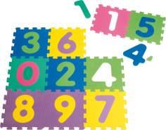 Playshoes - Puzzle Matte 10-teilig