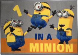 Die Minions Kinderteppich 95x133 cm