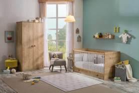 Cilek 'Mocha Baby' 4-tlg. Babyzimmer-Set