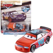Mattel - Ponchy Wipeout / Bumber Save - Renn-Legenden | Thomasville Racing | Disney Cars | Cast 1:55 Fahrzeuge