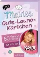 Ars Edition Mavies Gute-Laune-Kärtchen - 50 Sprüchekarten