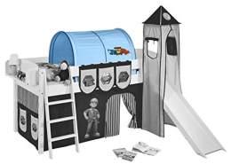 Tunnel 'Bob der Baumeister' - für Hochbett, Spielbett und Etagenbett