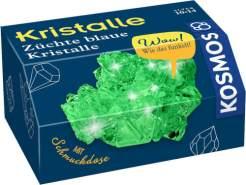 Kosmos Grüne Kristalle selbst züchten