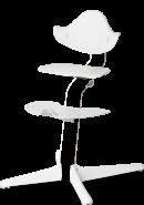 Evomove 'Nomi' Kunststoffelemente für Hochstuhl, White