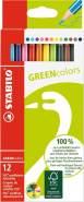 STABILO GREENcolors 12er Etui