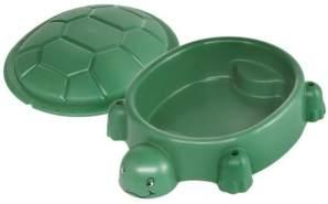 sandkasten schildpad115 x 83 cm grün