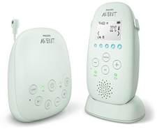 Philips Avent 'SCD721/26' Babyphone, mit DECT Technologie, ECO-Modus, 330 m Reichweite, 18h Laufzeit