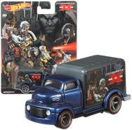 Cars Mattel DLB45 - '49 Ford Coe - Pop Culture X-Men | Hot Wheels Premium Auto Set