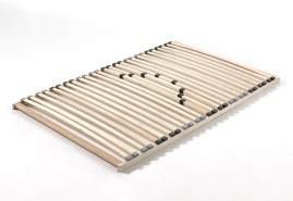 Vipack Lattenrost mit 26 Schichtholzfederleisten und Härteverstellung, Liegefläche 140 x 200 cm