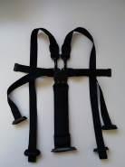 Emmaljunga Ersatzteil Gurtsystem für NXT Flat Sitz