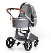 Baby-Plus - Air Motion Pure Grey (Mélange)