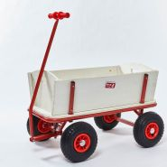 Izzy Bollerwagen aus Holz 100kg