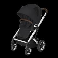 CYBEX Gold 'TALOS S LUX' Buggy 2021 Silver/Deep Black