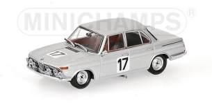 BMW 2000TI - ICKX/HAHNE - WINNERS 24H SPA 1966
