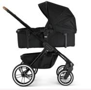 Teutonia 'Trio' Kombikinderwagen 2 in 1 2020 Urban Black