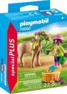 Playmobil Special Plus 70060 'Mädchen mit Pony', 22 Teile, ab 4 Jahren