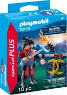 Playmobil Special Plus 70158 'Asiakämpfer', 10 Teile, ab 4 Jahren