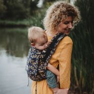 LIMAS Flex Babytrage Flora Honey Moon