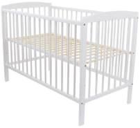 Amigos Kinderbett 'Alex' 60 x 120 cm weiß