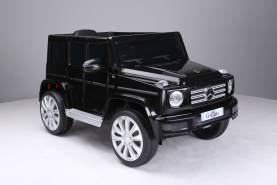 """""""Mercedes-Benz Amg G500 Kinderauto 12V 2x35W Kinderfahrzeug Kinder Schwarz"""""""