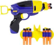 Mattel DWW39 - DC Super Hero Girls Batgirl Blaster, Aktionsspielzeug