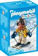 Playmobil 9284 - Skifahrer mit Snowblades