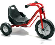Viking Explorer Slalom Trike Large / Winther