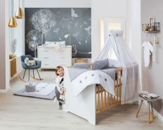 Schardt 'Coco White' 2-tlg. Babyzimmer-Set